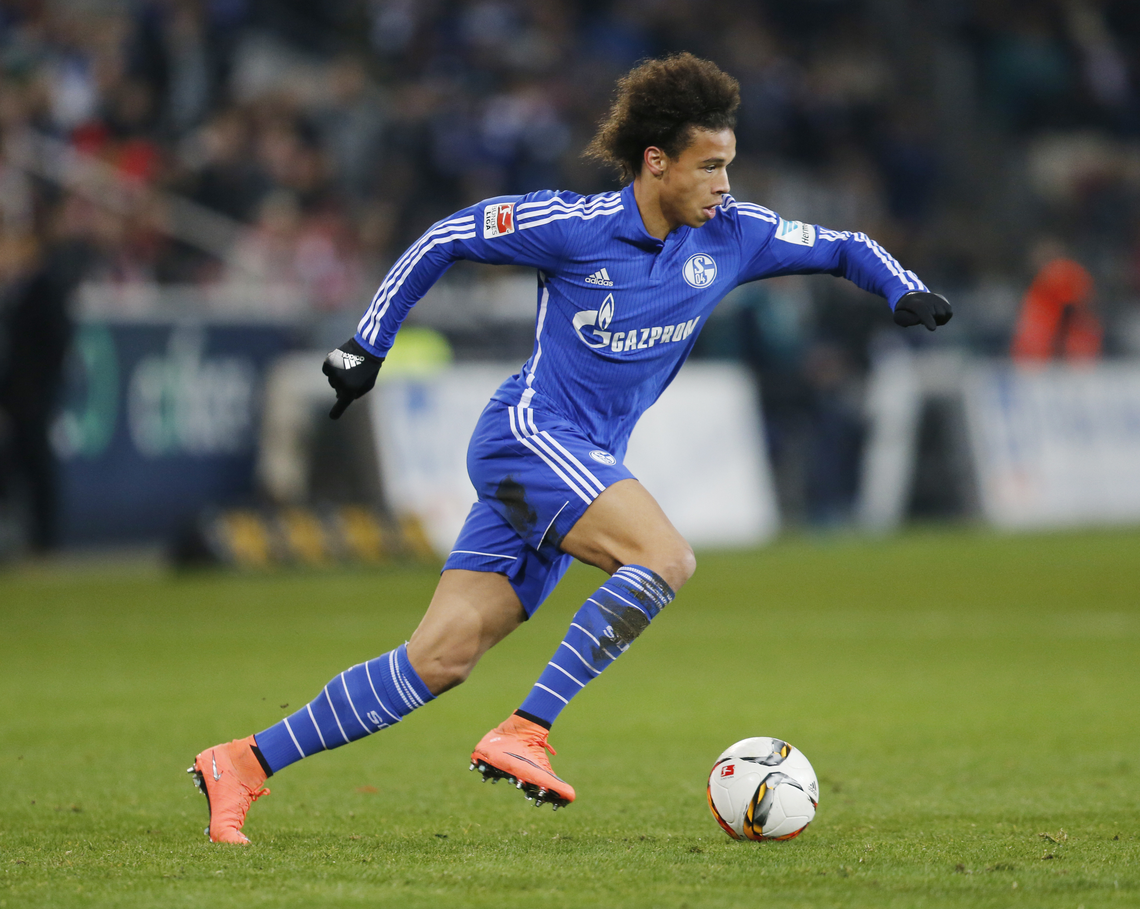 BREAKING Leroy Sane Agrees Personal Terms With Premier League