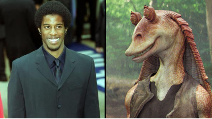 Actor Who Played Jar-Jar Binks In 'Stars Wars' Considered Suicide After Backlash