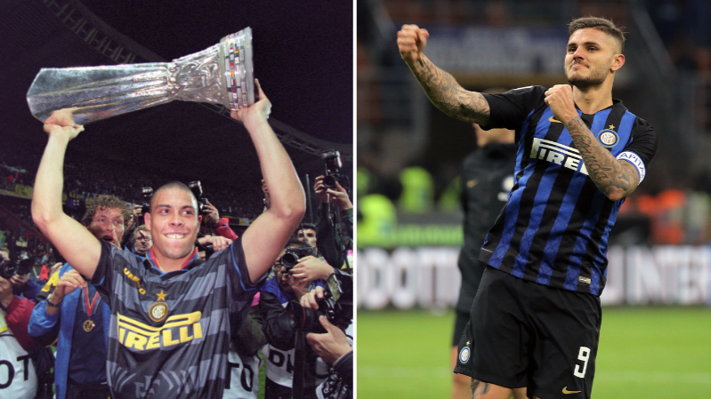 Mauro Icardi's Inter Goals To Game Ratio Is Exactly The Same As Ronaldo's