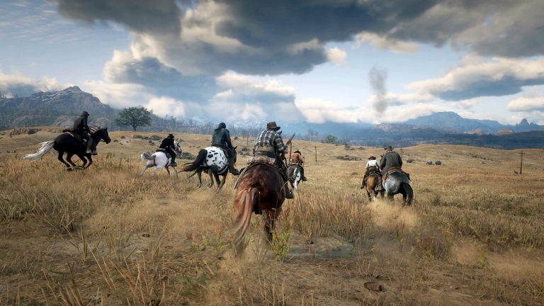 'Red Dead Redemption 2' would be stunning on PC. Credit: Rockstar Games