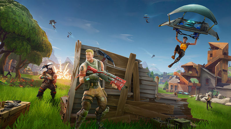 Culture Secretary Says Games Like Fortnite Risk 'Damaging' Children's Lives