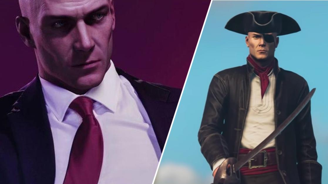 Io Interactive Announce 4k Hitman Hd Enhanced Collection Ladbible