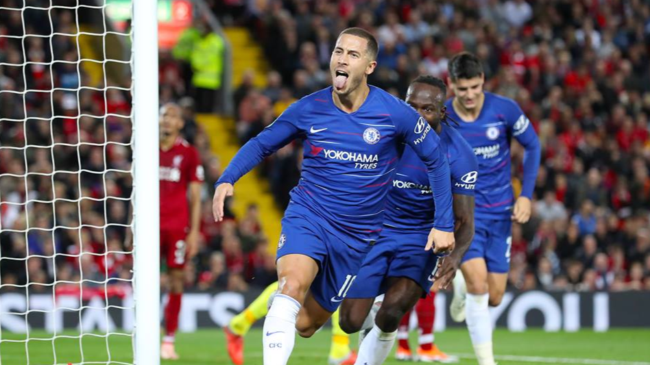 SPORTbible Speaks To Eden Hazard, The Premier League's Main Man