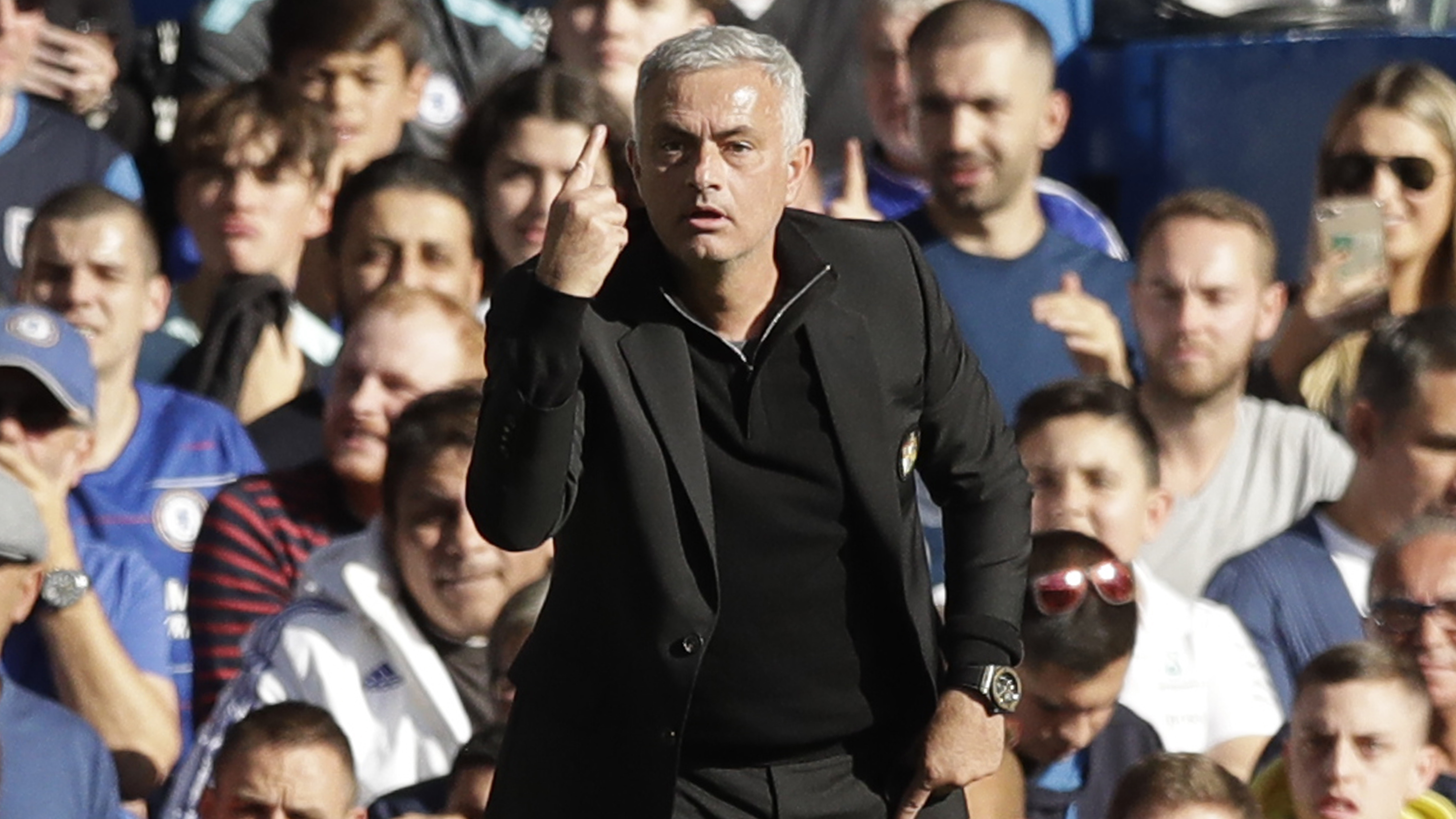 Jose Mourinho On The Lookout For Manchester United Mole