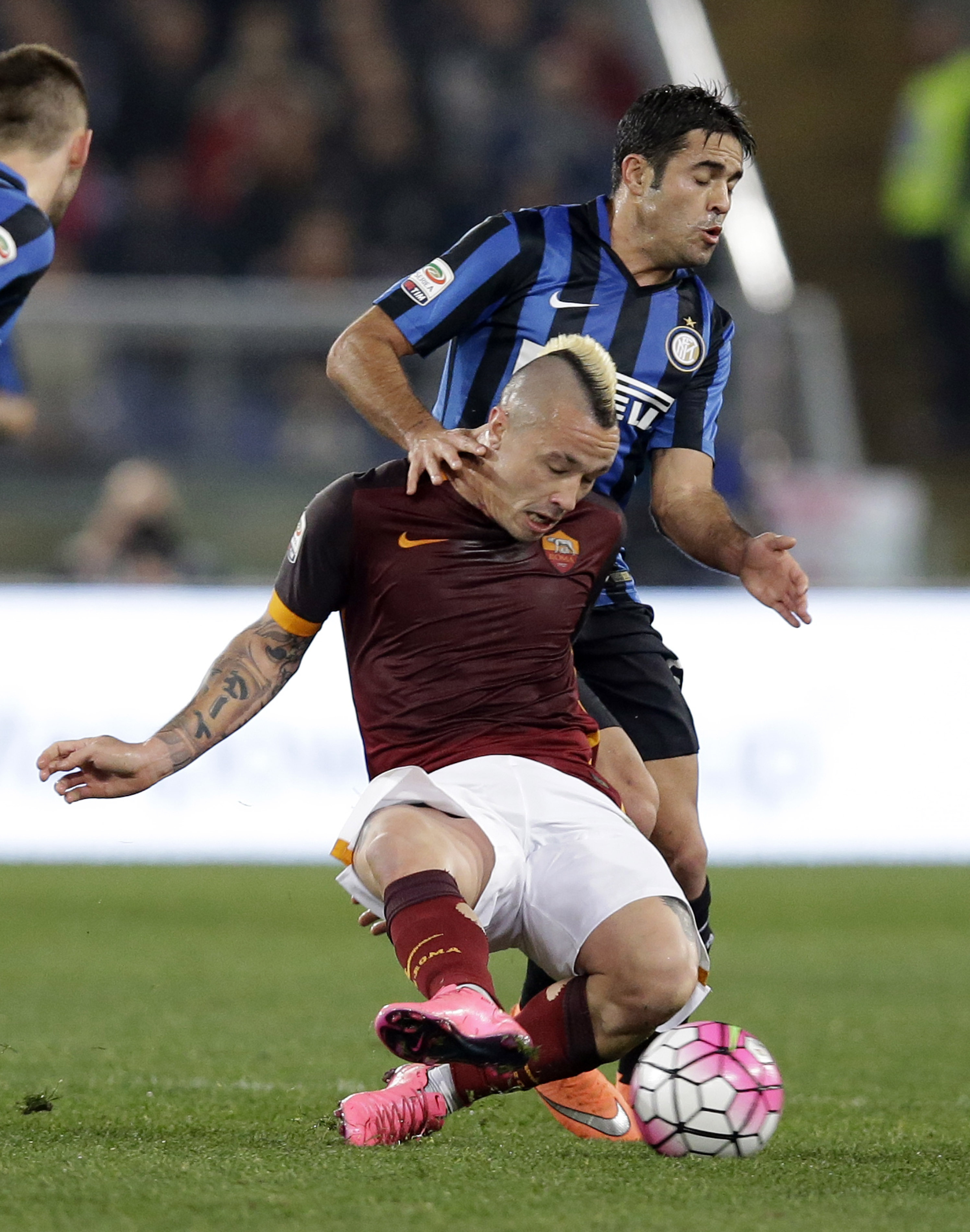 Chelsea Agree Deal With Roma For Radja Nainggolan SPORTbible