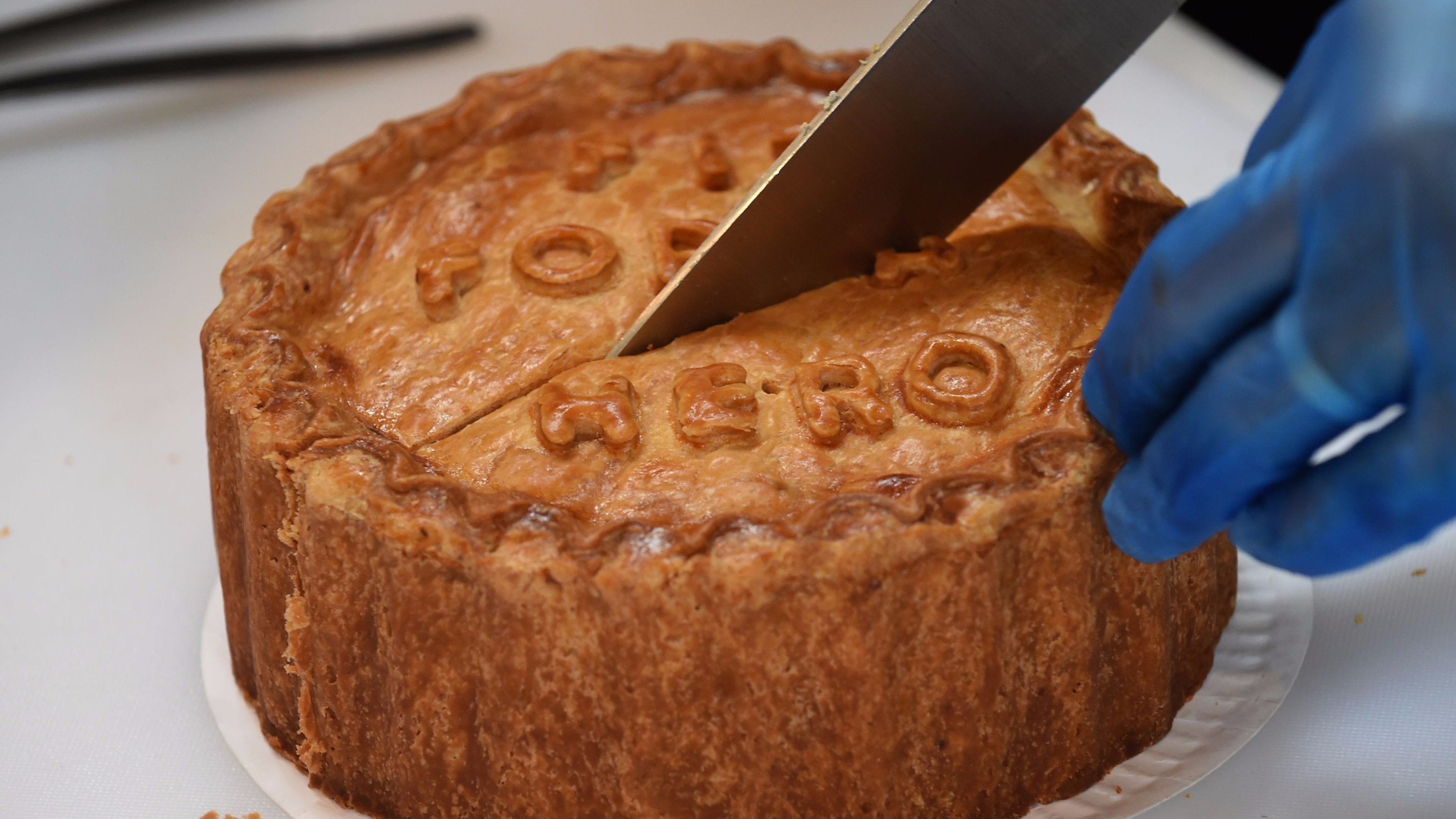 The Pie London Voted As Its Favourite Is Of Course Totally, Unapologetically, Horrendous