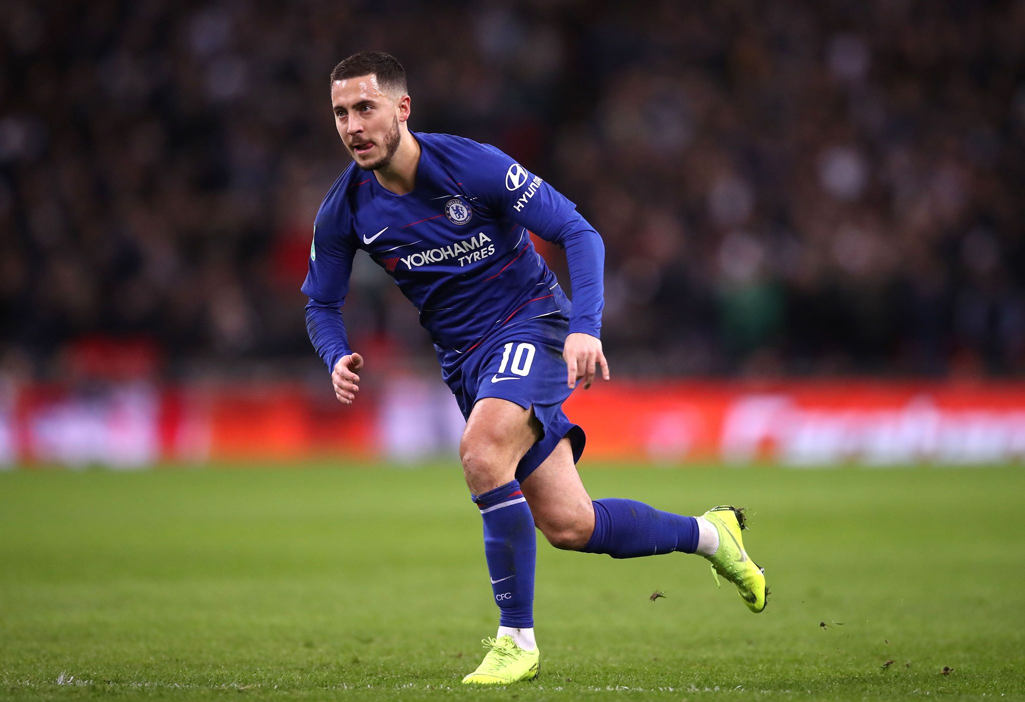 Eden Hazard is 'too good' to stay, says Jermaine Jenas