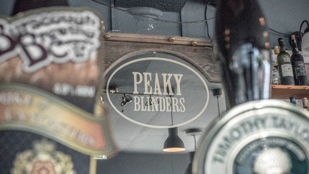 A 'Peaky Blinders' Theme Bar Is Opening In Liverpool