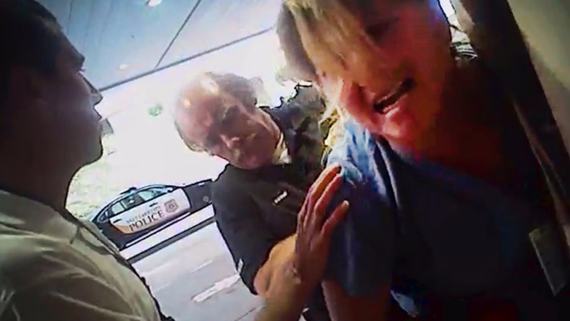 Utah nurse settles for $500000 over hostile arrest caught on video