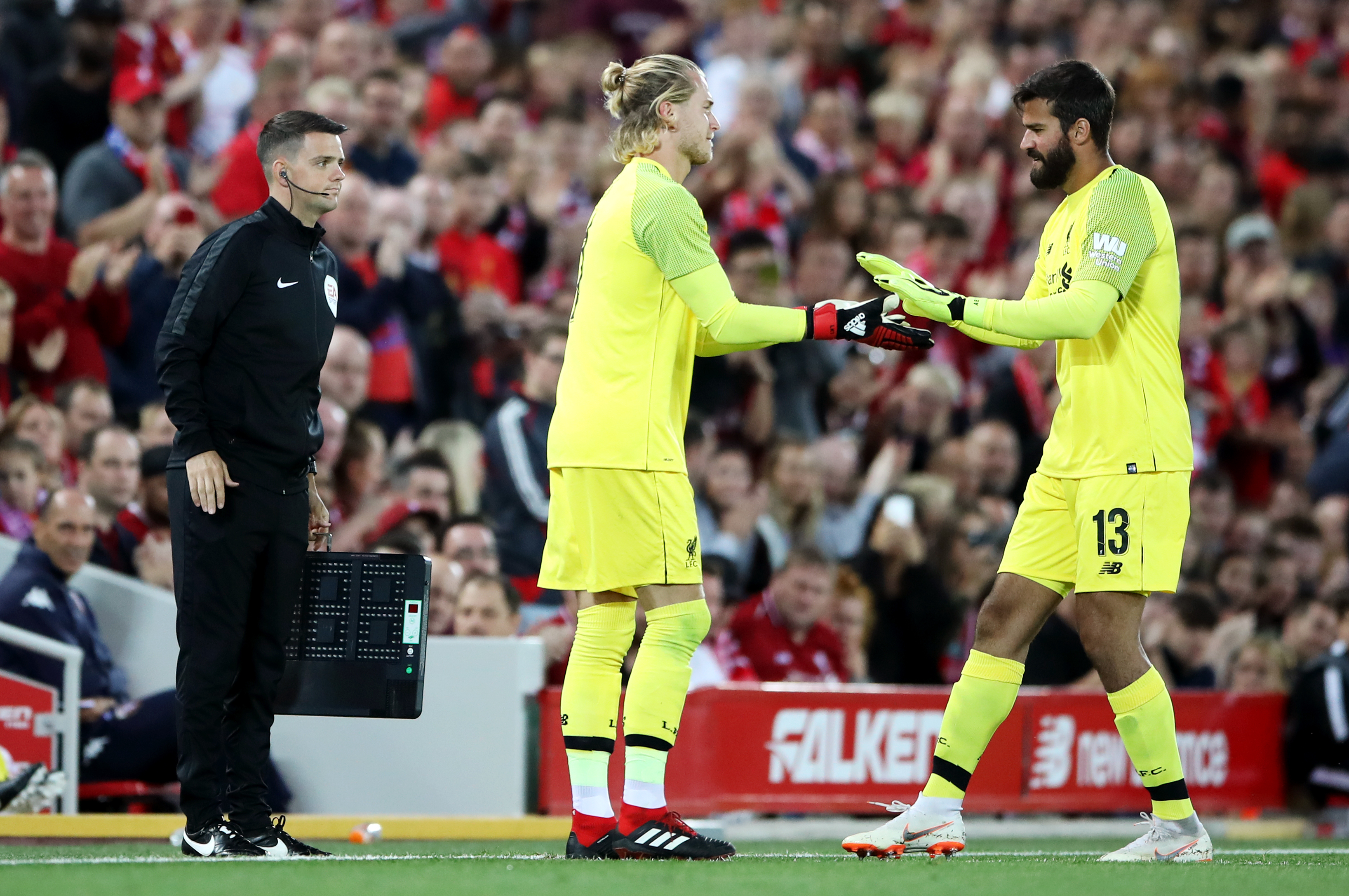 Alisson turned down Chelsea for Champions League football