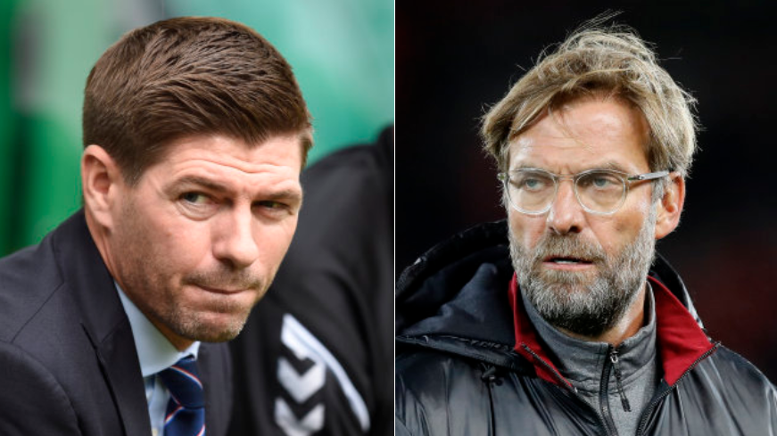 Gerrard Brilliantly Explains Why He Might Not Be The 'Right Man' To Replace Klopp