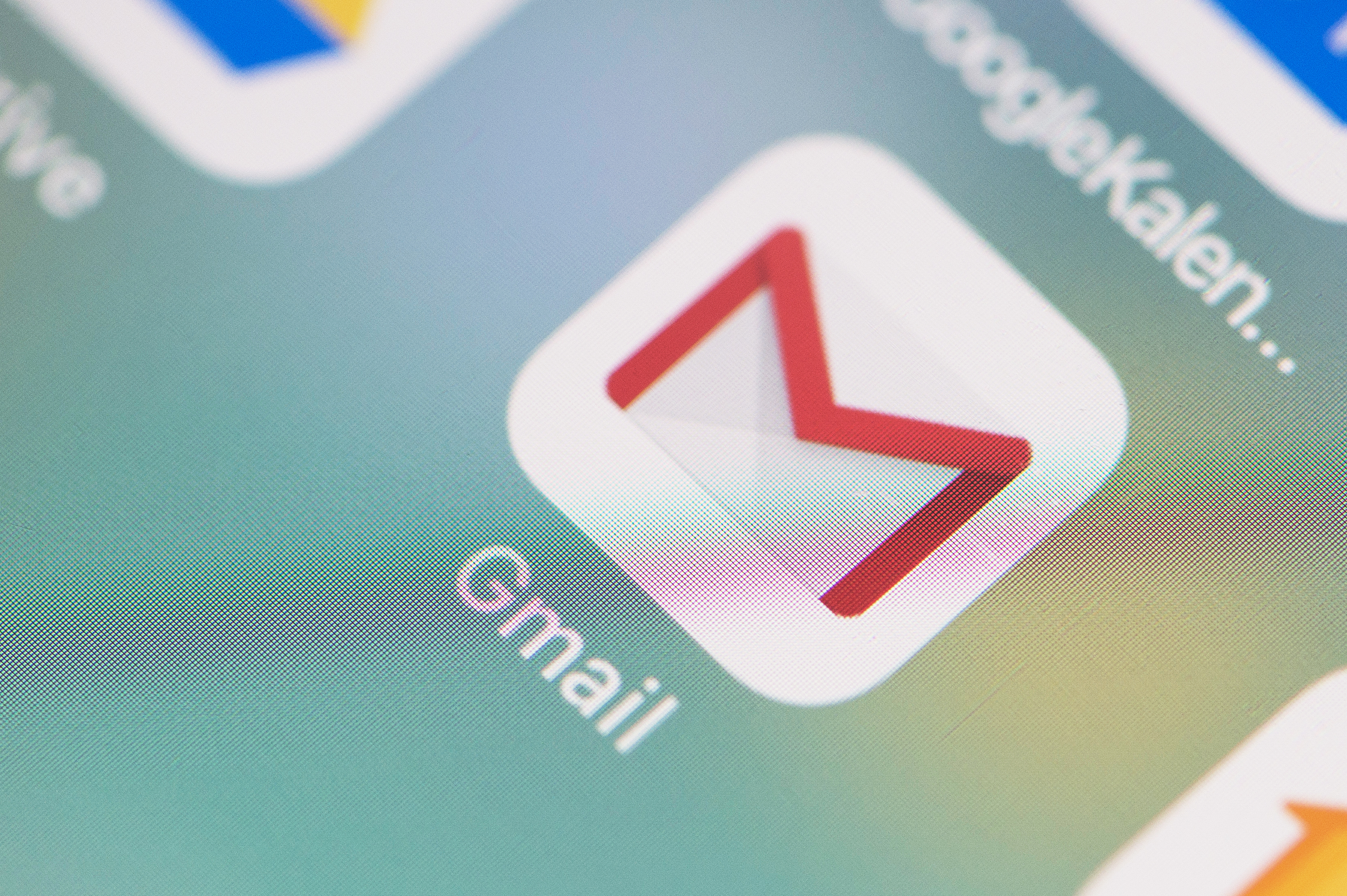 Google is removing gender pronouns from Gmail's AI. Credit: PA