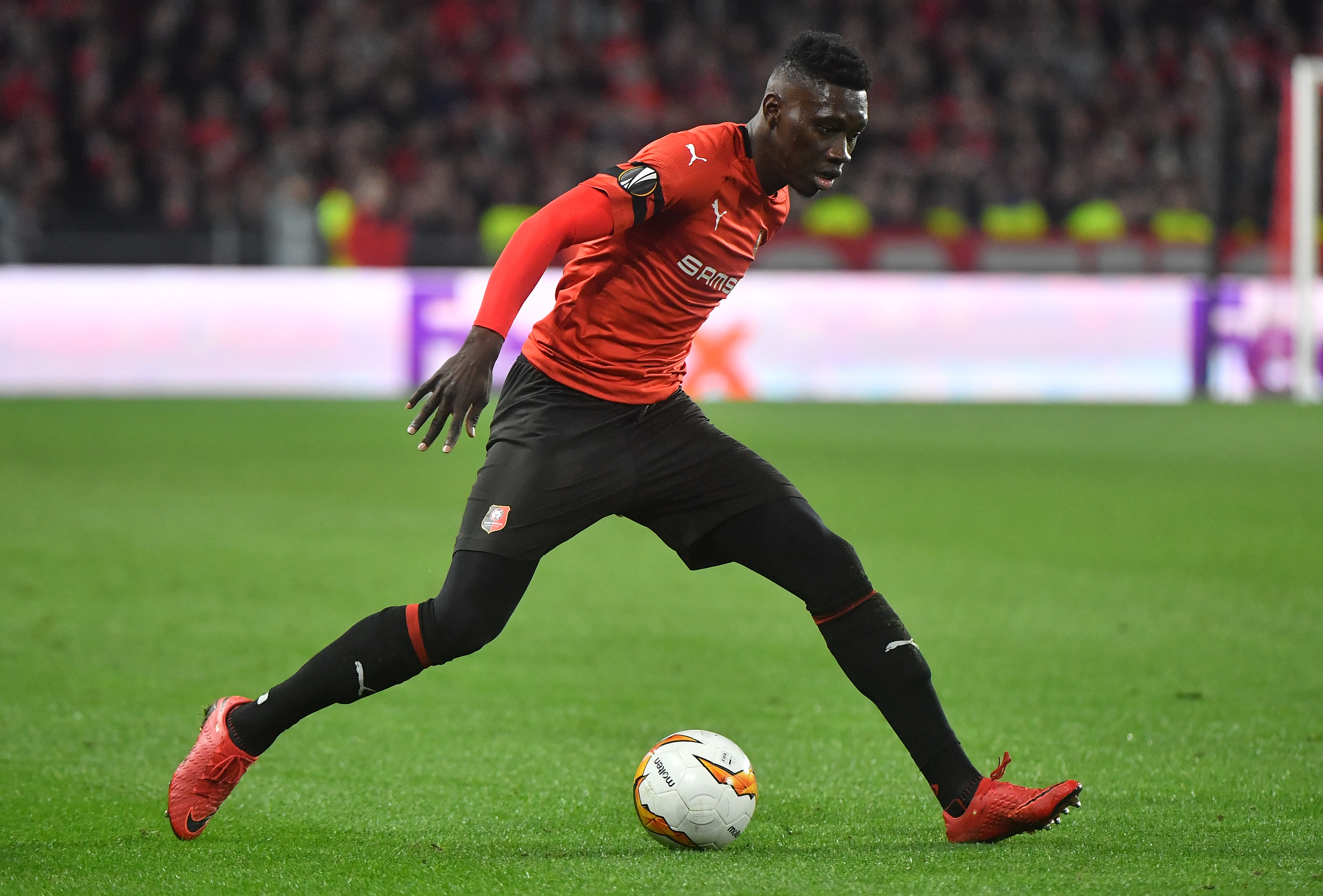 sports-a1844b805c8acd05e6540a8df71ac700 - Arsenal Hold Preliminary Talks With Rennes Over Ismaila Sarr