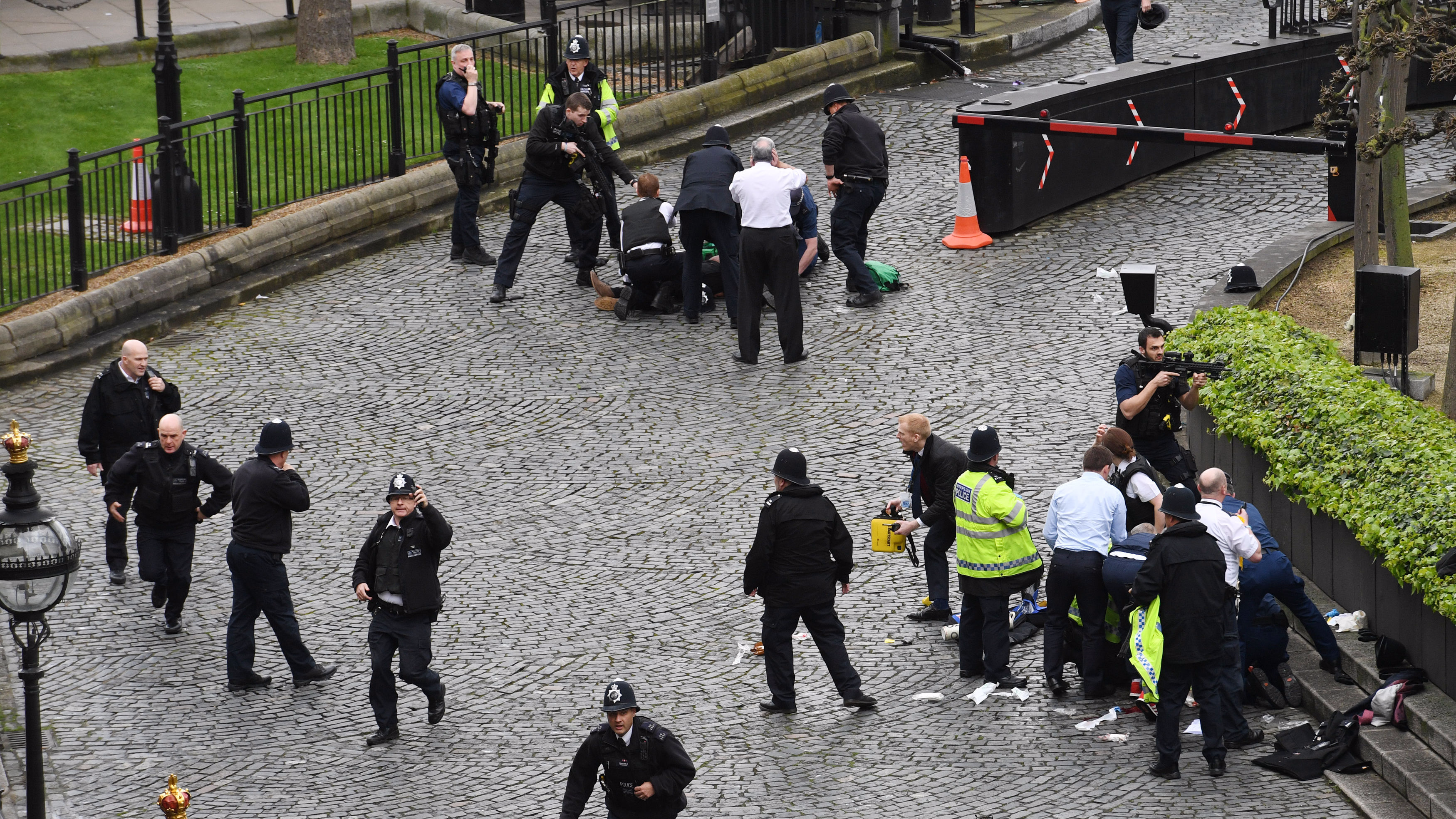 Disturbing Details Emerge About Westminster Attacker Khalid Masood