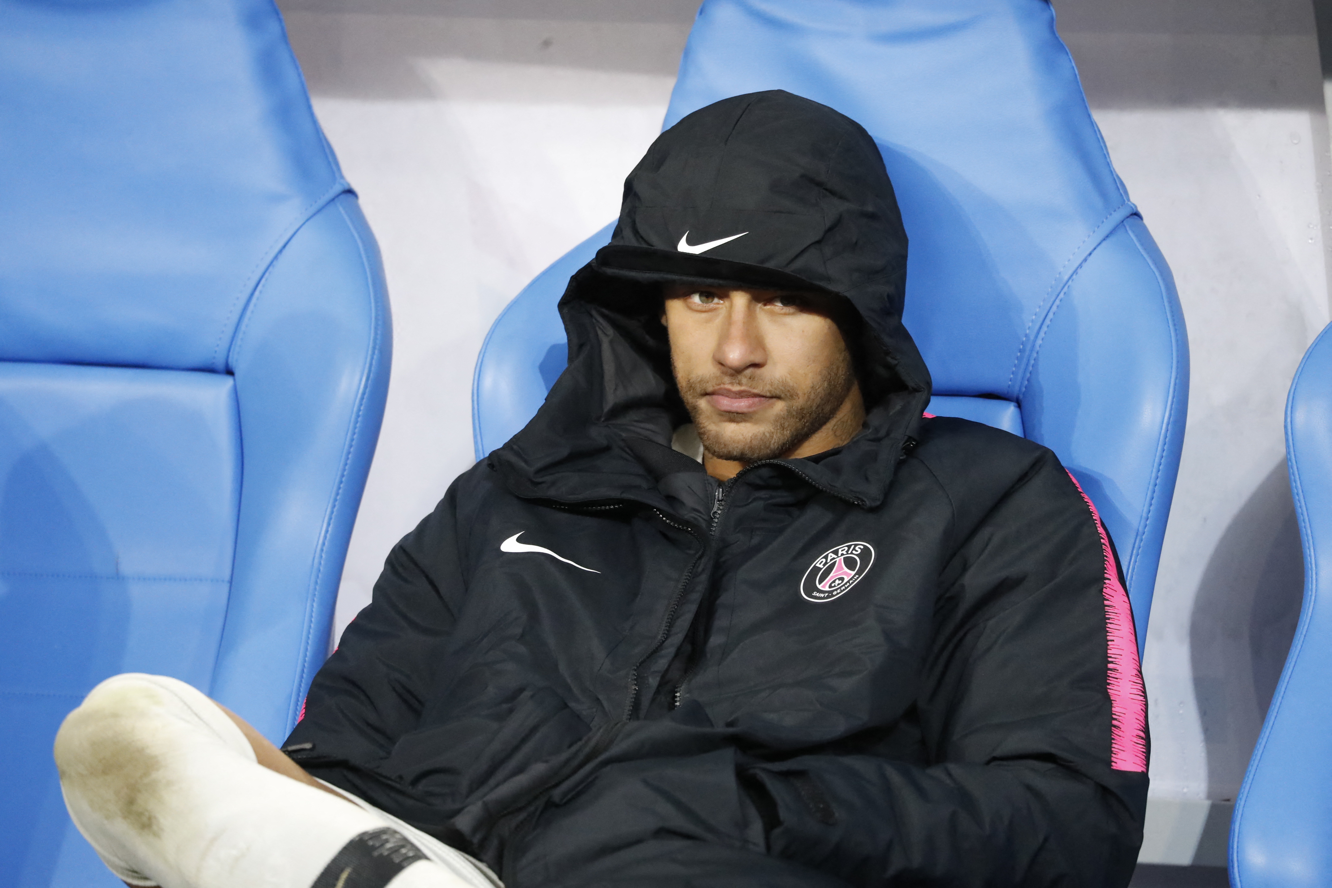 Neymar is ready to leave Paris according to reports. Image: PA Images