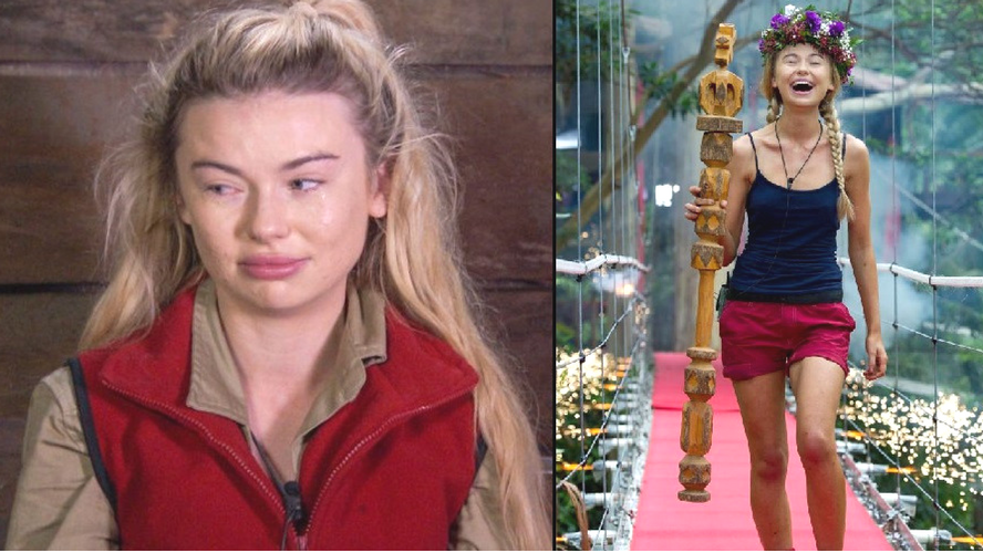'I'm A Celeb' Winner Georgia Toffolo Reveals Struggles While In The Jungle