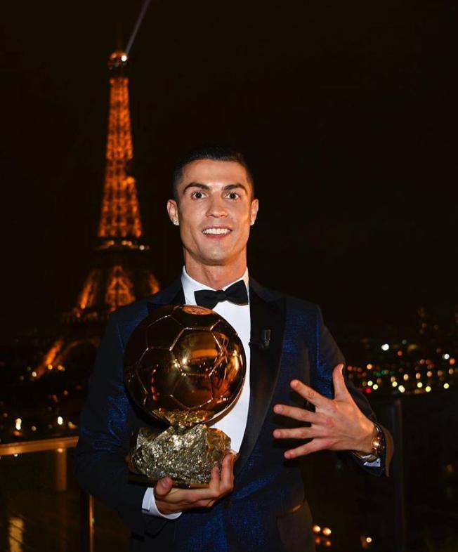 Credit: Cristiano Ronaldo