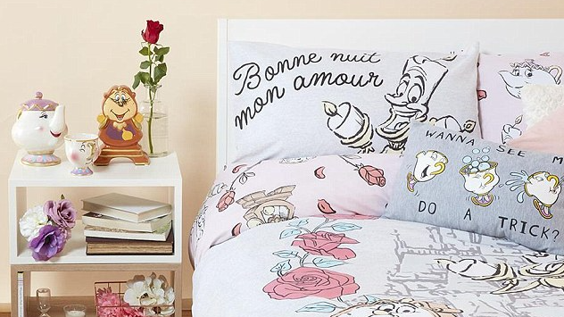 Primark Has A New Beauty and the Beast Homeware Range And It's A Dream Come True