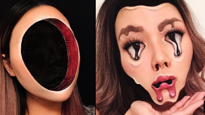 Instagram Artist Blows Peoples Minds With Her Make-Up