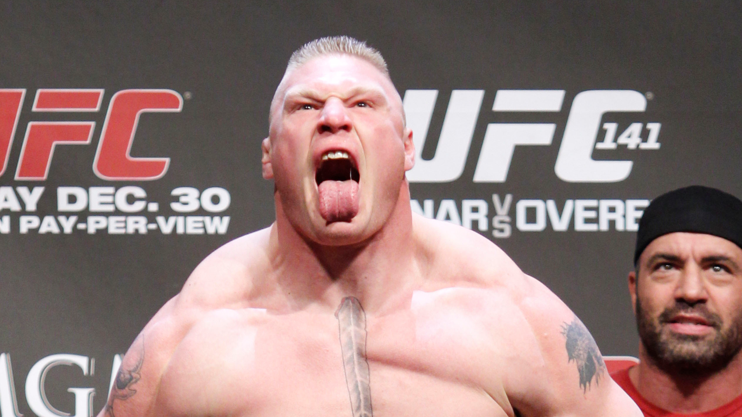 Brock Lesnar Heading Back To UFC To Fight Daniel Cormier