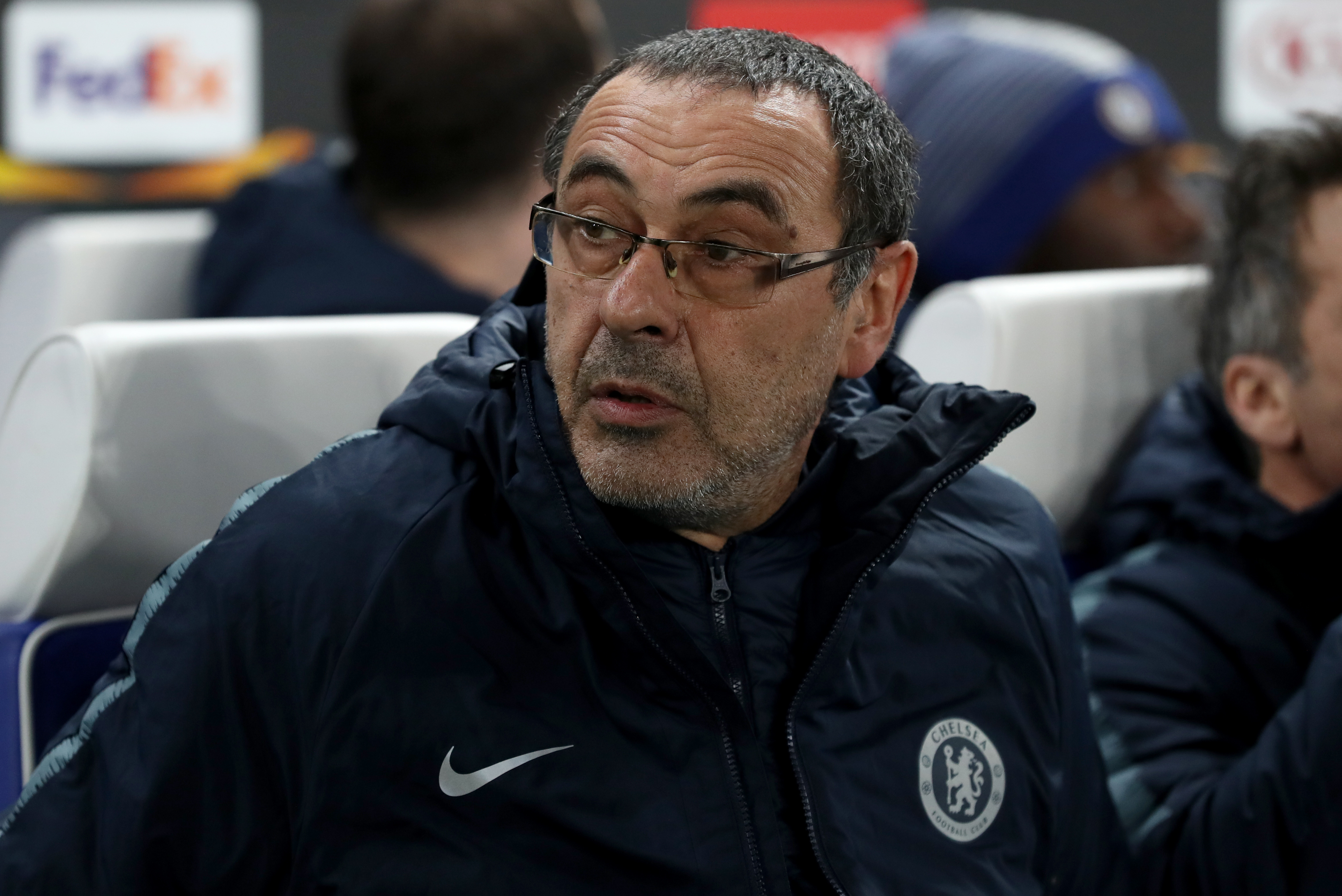 It's not good news for Sarri. Image: PA Images