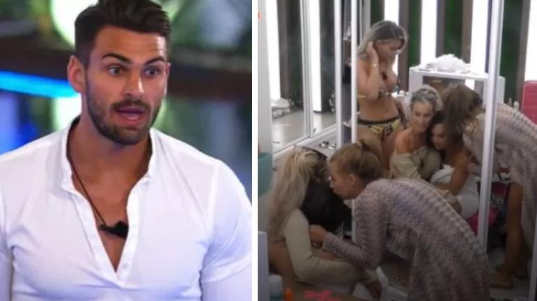 Love Island 2018: Tonight's Clip Finally Reveals What Adam Did To Upset Rosie