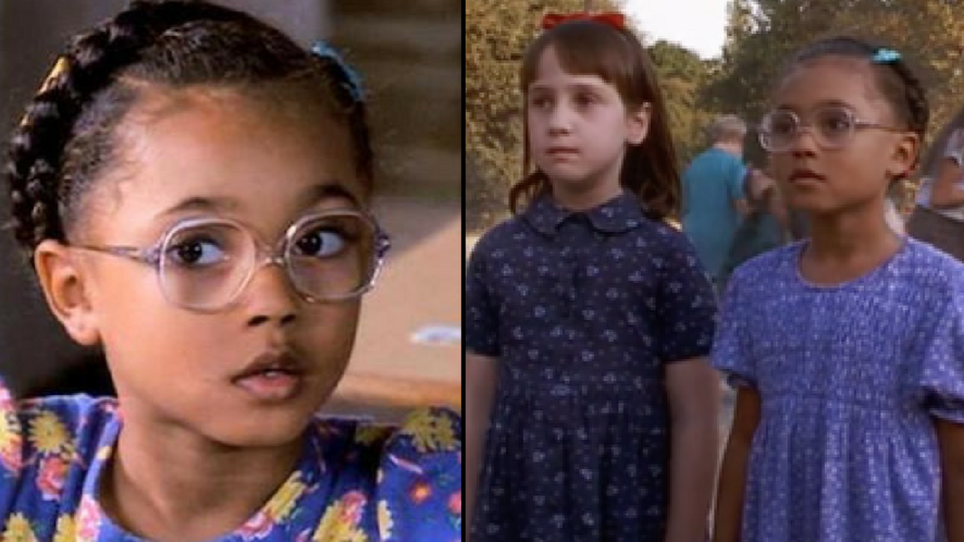 This Is What Little Lavender From 'Matilda' Looks Like Now