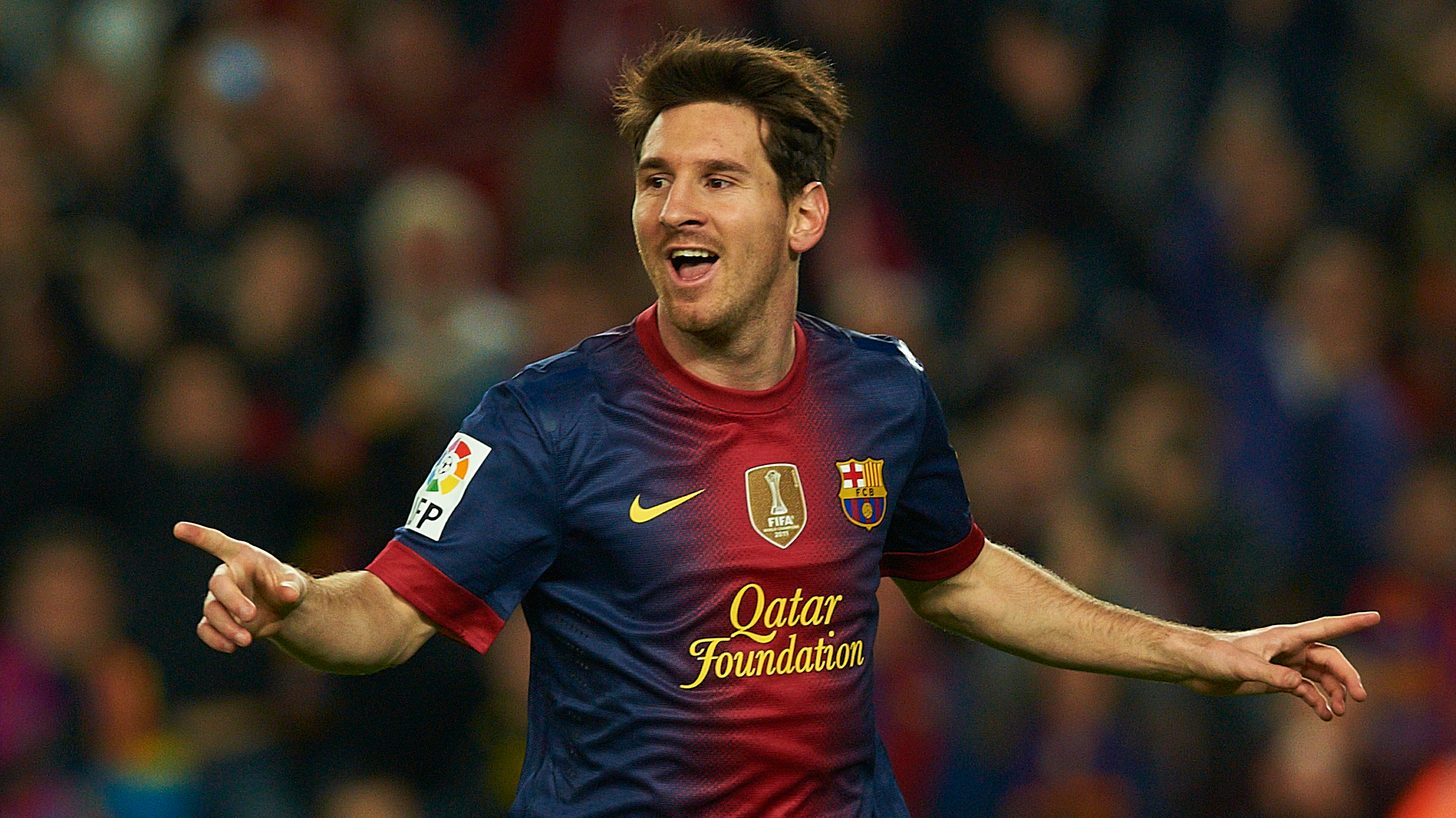 Six Years Ago Today, Lionel Messi Scored His 91st Goal Of The Calendar Year