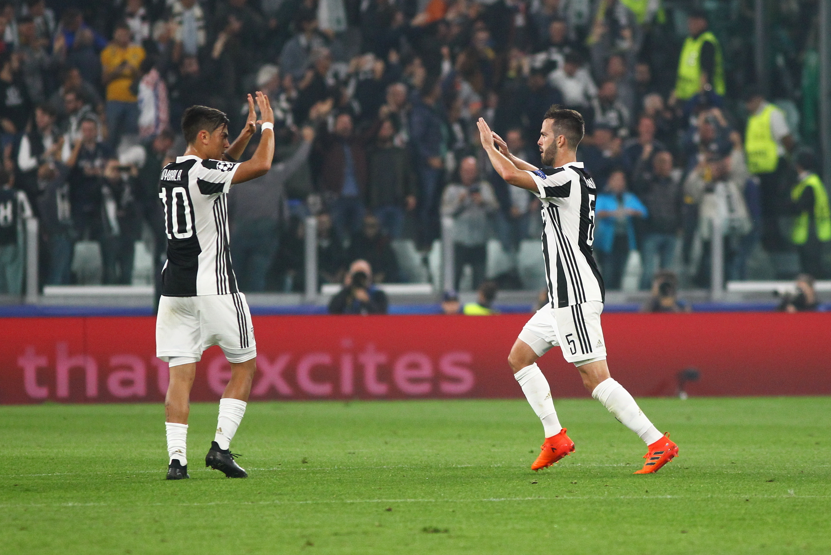 Juventus 3 Cagliari 1: Dybala puts Bianconeri on path to record start
