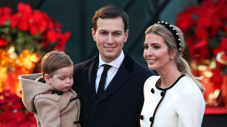 Ivanka Trump Posts Family Photo With Confederate Flag In The Background