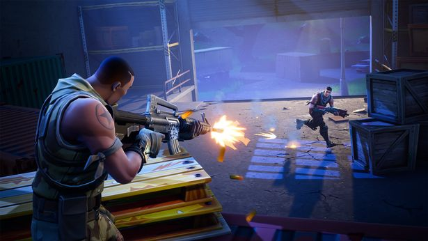 Fortnite Getting New Port-a-Fort Defense Item