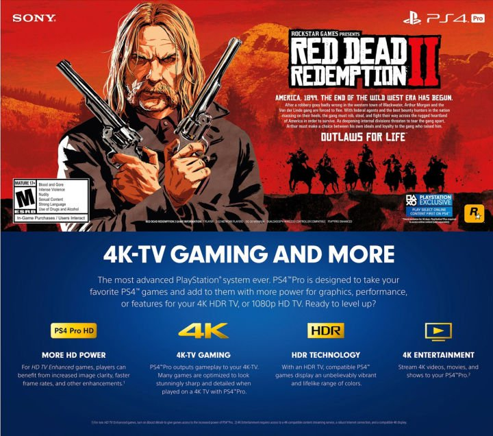 Red Dead Redemption 2 is a mammoth 105GB download