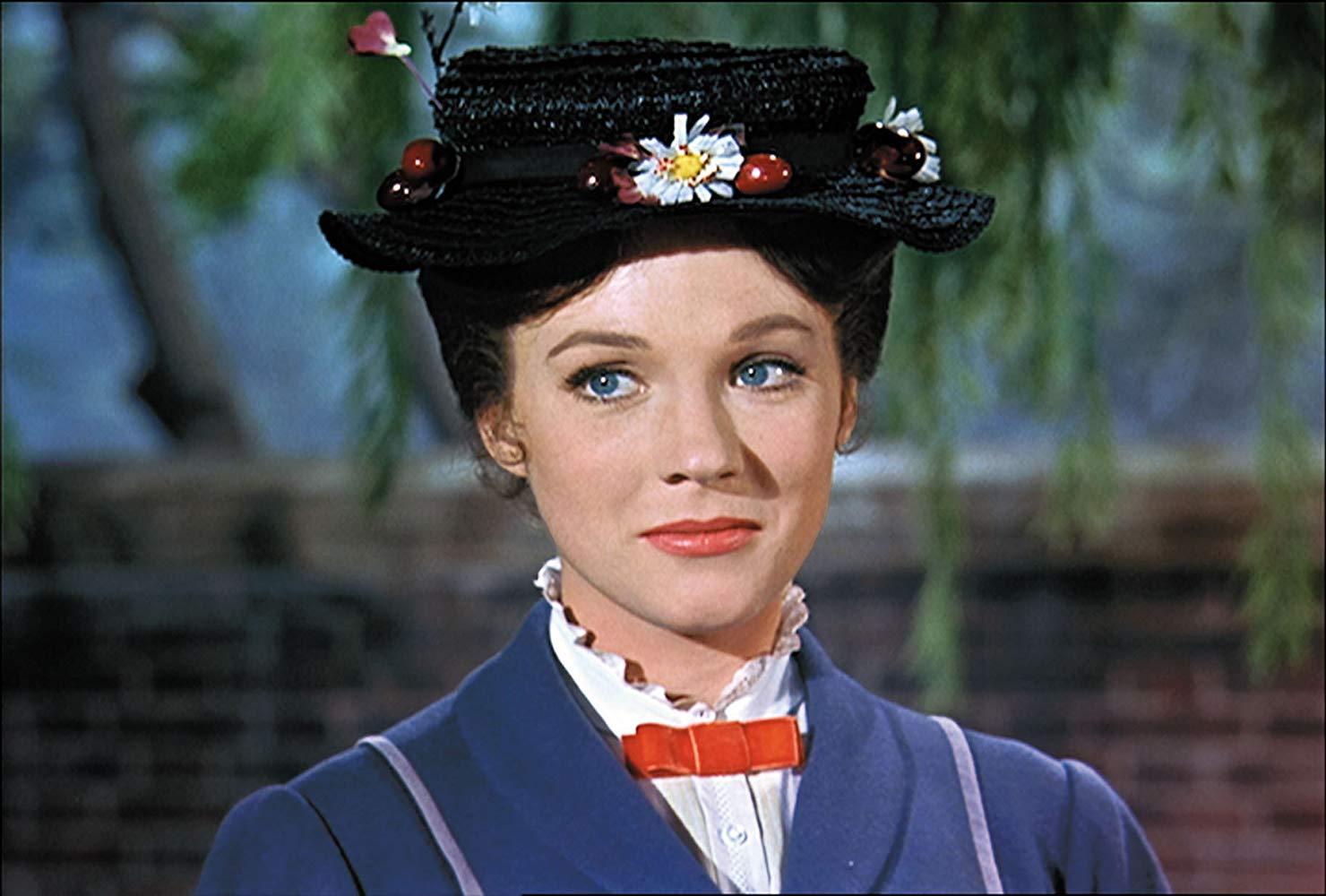 The costume is based on the 1964 film. (Credit: Walt Disney)