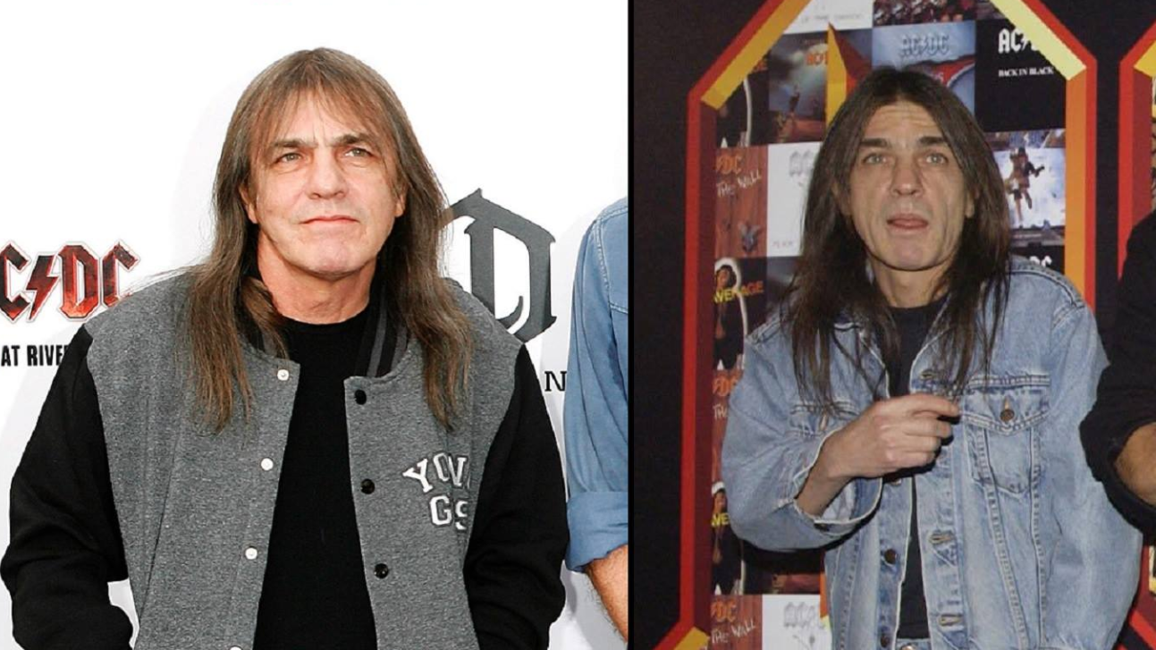 AC/DC Founder Malcolm Young Has Died