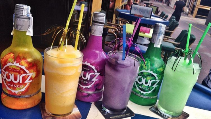 These Sourz Slushies Are A Refreshing Summer Treat
