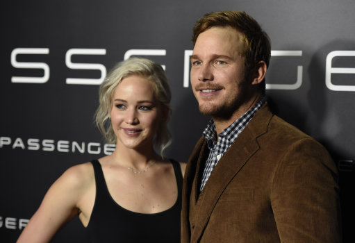 Chris Pratt Has Been Playing A Prank On Jennifer Lawrence And People Have Only Just Noticed