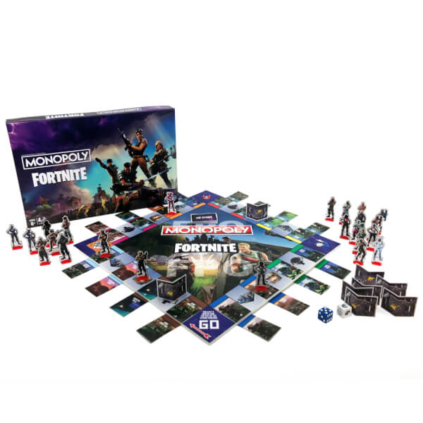 Fortnite Monopoly Pre Order Removed New Release Date Confirmed