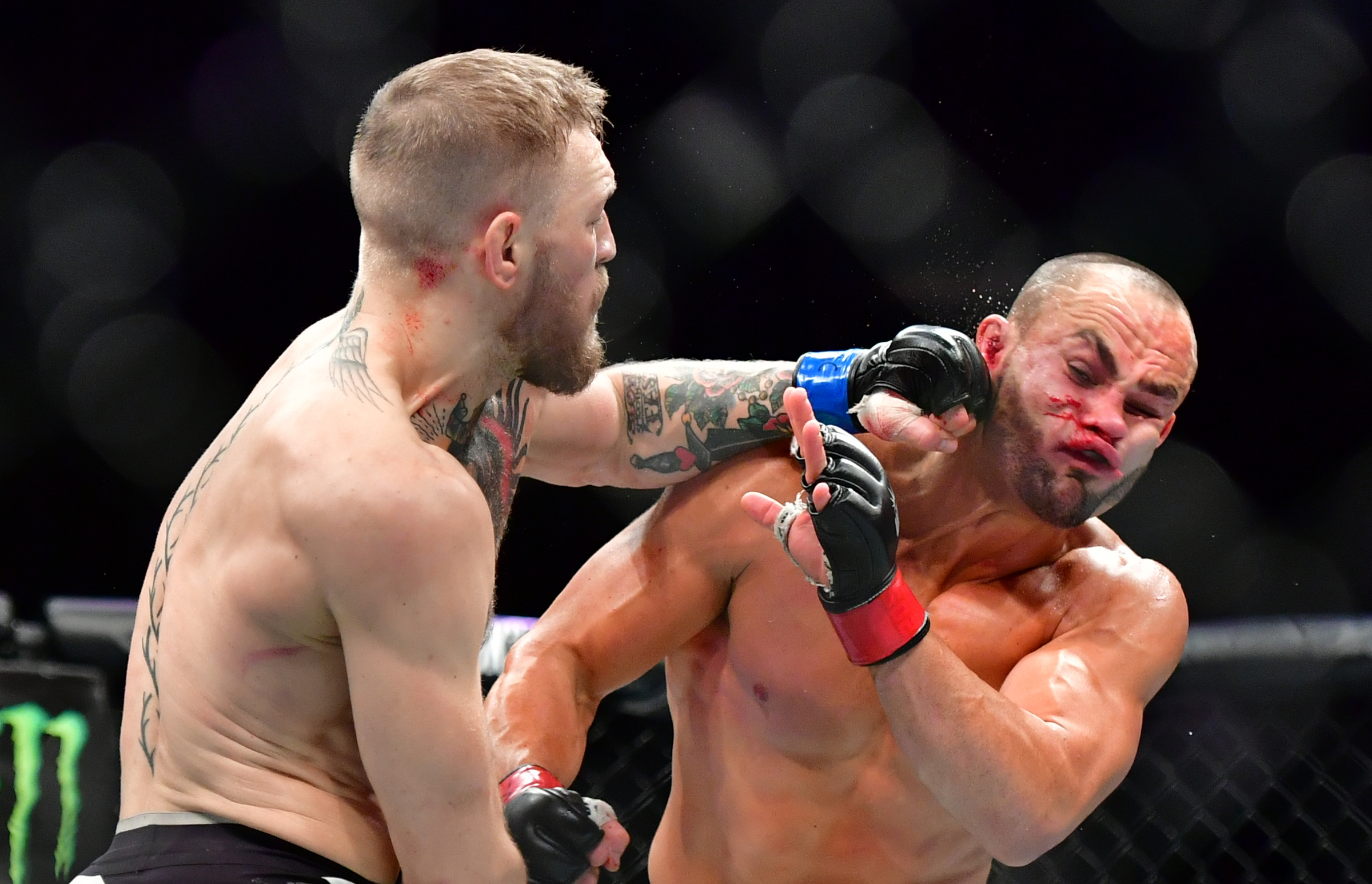 Conor McGregor not sorry for shoving Bellator ref