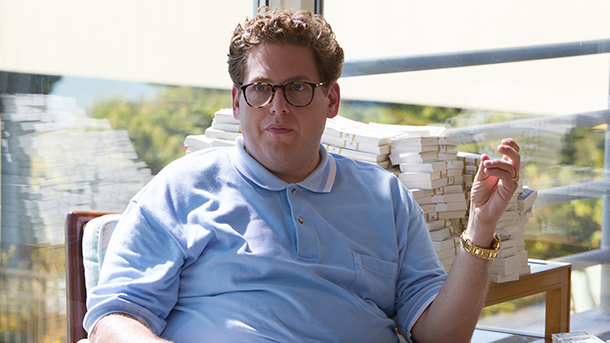 Jonah Hill Was Only Paid $60,000 For 'Wolf Of Wall Street' Role