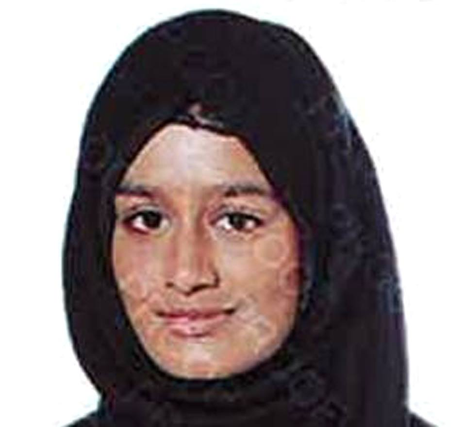 British Jihadi 'terrorist' Shamima Begum gives birth in Syria