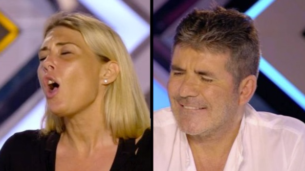 People Couldn't Quite Believe This Woman's 'X Factor' Audition