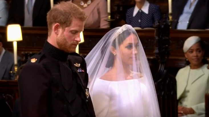 Royal Wedding 2018: Did Prince Harry Tell Meghan Markle He's 'S****ing It'?