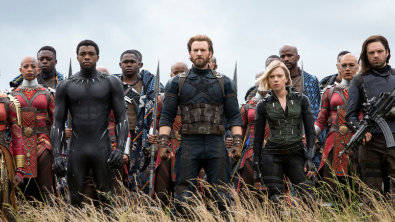 'Avengers: Infinity War' Makes $1 Billion In 11 Days