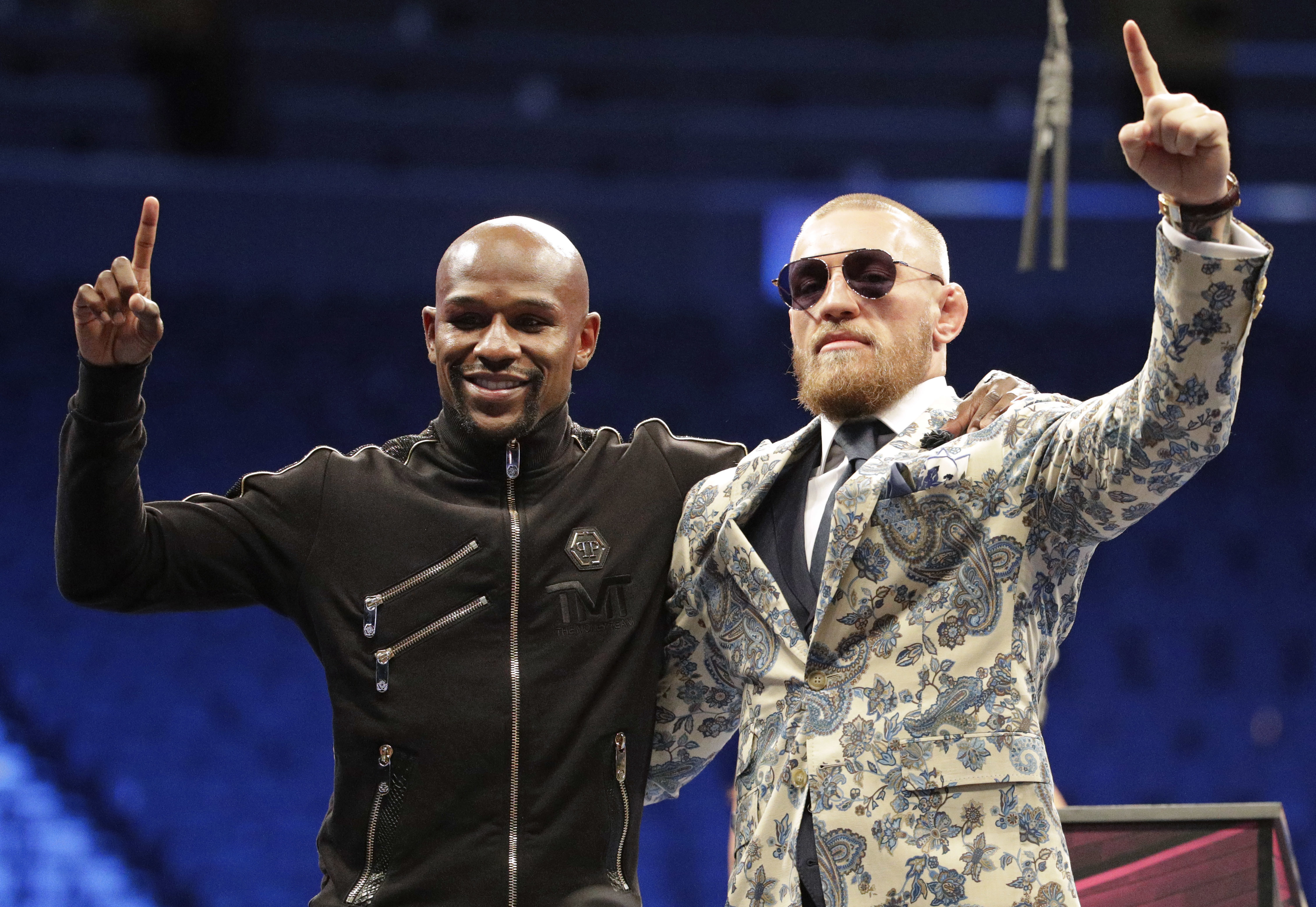 'Why Doesn't Floyd Mayweather Fight a Woman Next?' - Jim Lampley