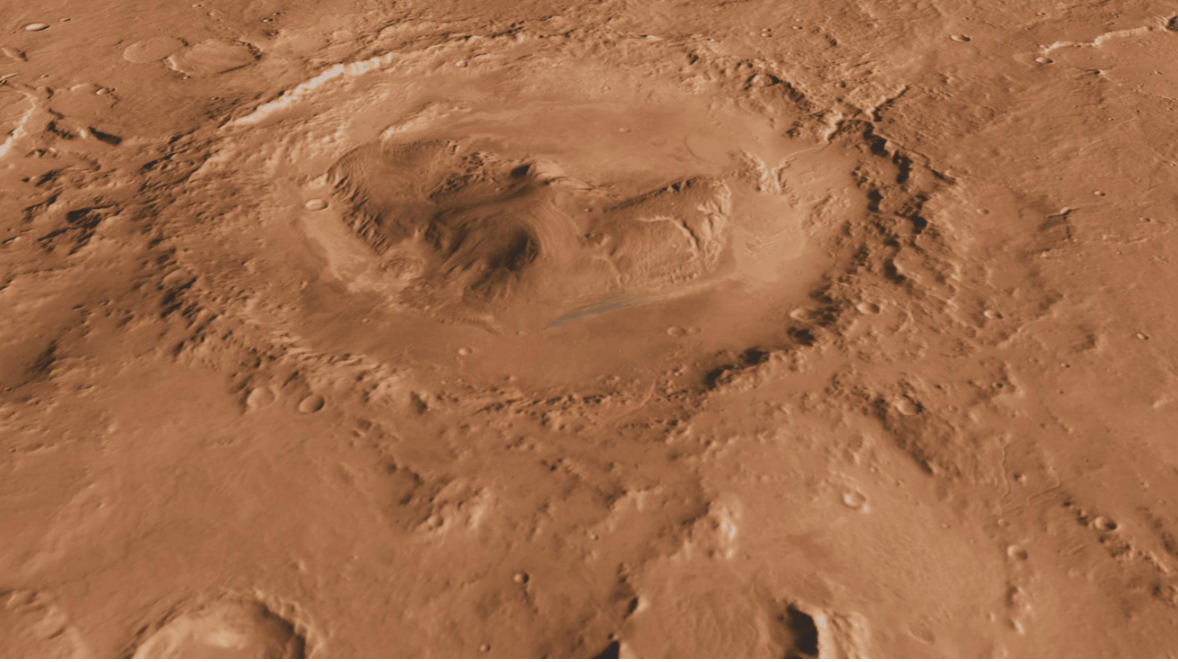 ​Organic Matter Found On Mars That May Indicate Ancient Life, Nasa Announces