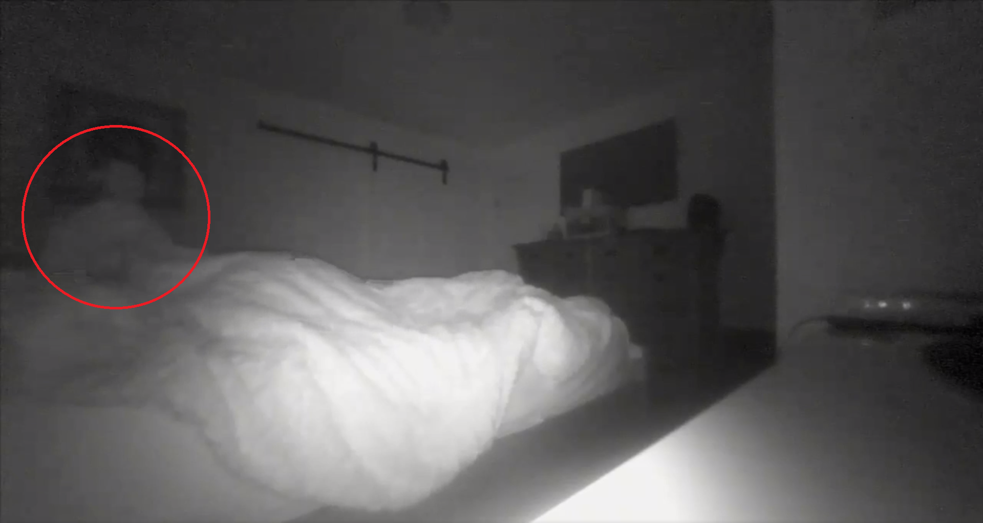 Paranormal Activity eat your heart out. Credit: Reddit