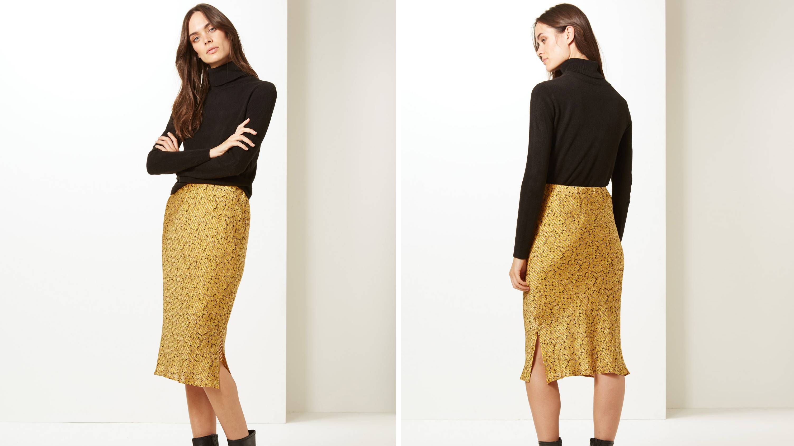 M&S Releases Skirt Version of Iconic Yellow Dress And It's Selling Out
