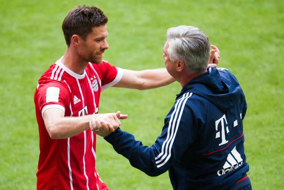 Xabi Alonso to become a manager