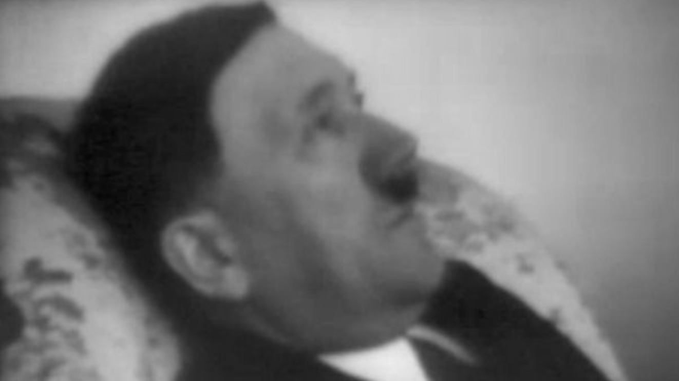 Chilling Footage Shows Adolph Hitler Relaxing At Holiday Home