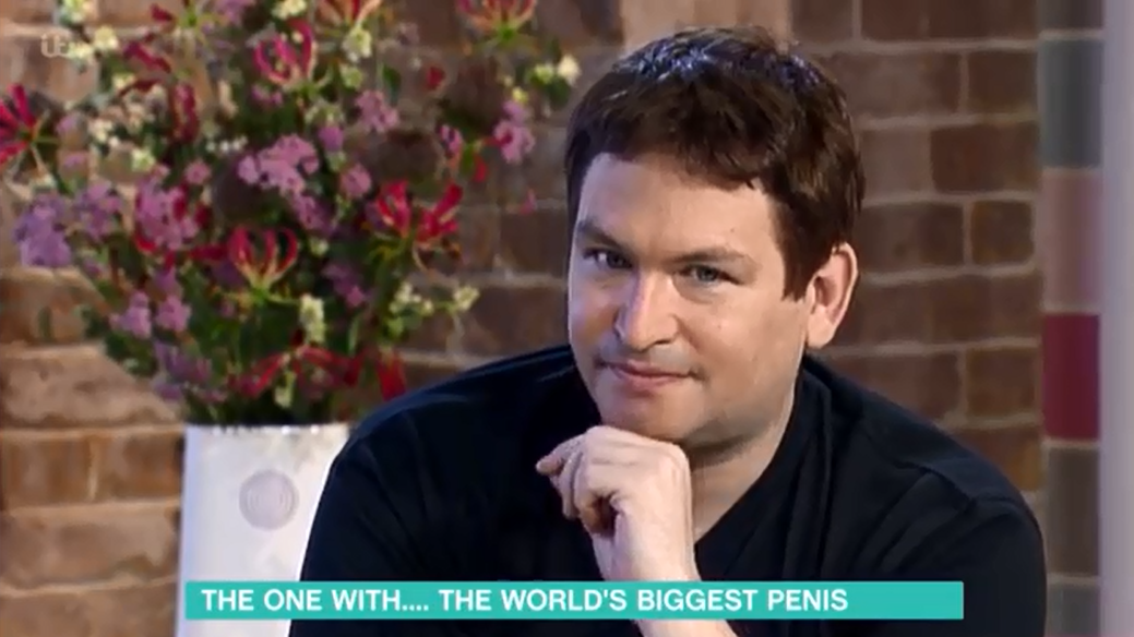 Man With World's Second Biggest Penis Accuses Man With Largest Of Cheating